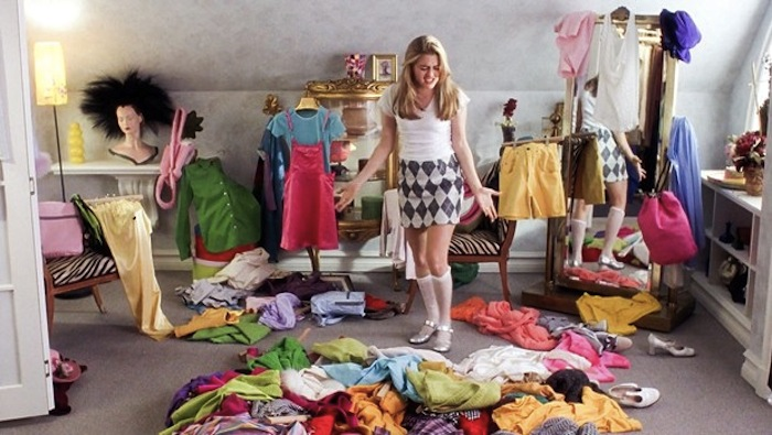 Spring Cleaning: ClosetOrganization