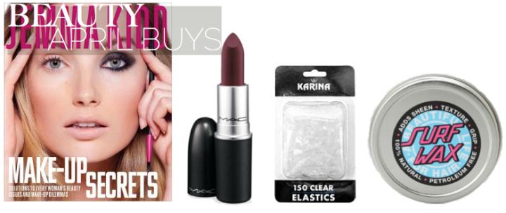 April Beauty Buys